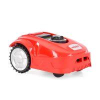 Акумулаторна косачка робот HECHT 5600, 28V, 18 см, с 1х2Ah батерия и функция мулчиране