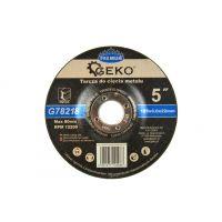 Диск за шлайфане на метал GEKO PREMIUM G78218, INOX 125x6x22.23