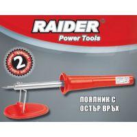 Поялник RAIDER RD-SI02  /60W, с остър връх/