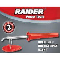 Поялник RAIDER RD-SI03  /80W, с остър връх/