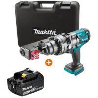 Акумулаторна машина за рязане на арматура Makita DSC163ZK + Акумулаторна батерия Makita BL1830 Li-Ion