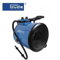 Вентилаторна печка GUDE 85104 GH 9 E, 9 kW, 780 м³/ч
