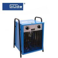 Електрически трифазен калорифер GUDE 85013 GH 9 EV, 9 kW, 22.5 A