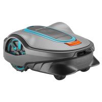Косачка робот Gardena Sileno Life 1000, 18 V, 2.1 Ah, 1000 м², 22 см, с батерия и зарядно