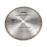 Диамантен диск за фугорез HBM 10100, 300х12х25.4 мм