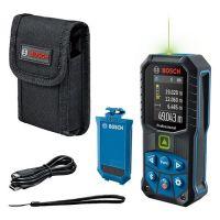 Ролетка със зелен лазер Bosch GLM 50-27 CG Professional, 0.05 - 50 м, 0-360°, с батерия 3.7 V, 1.0 Ah А и аксесоари
