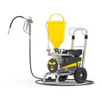 Безвъздушна машина за боядисване WAGNER SuperFinish 23i Cart Professional, 1.3kW, 250 бара, 2.6 л./мин., с инжекционен маркуч