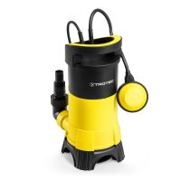 Потопяема дренажна помпа за отпадни води TROTEC TWP 11025 E, 1.1 kW, напор 11 м