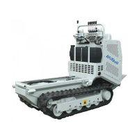 Бензинов дъмпер Rotair Rampicar R70 PLUS, Honda GX390, 800 кг, ел. старт