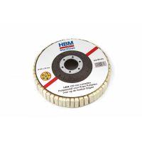 Ламелен диск HBM 7096, 125 мм
