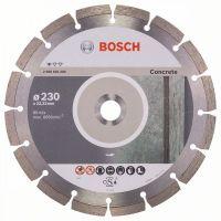 Диамантен диск за рязане Bosch Standard for Concrete, 230х22.23х10 мм