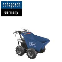 Бензинов дъмпер Scheppach DP3000, 6.5 к.с., 196 см³, 300 кг