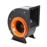 Промишлен центробежен вентилатор Vemark V-200QD, 330 W, 1500 м³/ч, тип охлюв с лагер