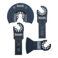 Комплект ножове за мултитул Einhell-KWB, 4 броя