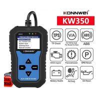 Скенер за цялостна автодиагностика VAG Konnwei KW350 OBDII/EOBD