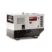 Дизелов монофазен генератор GENMAC URBAN RG7KS, 7.2 kW, 50 л, ел. старт, AVR