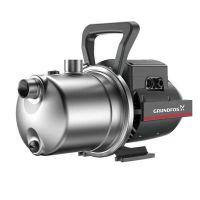 Монофазна самозасмукваща центробежна джет помпа за вода GRUNDFOS JP 4-54, 1130 W, 50 м, 4 м³/ч