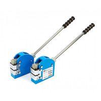 Ръчна преса за огъване/скосяване на ламарина HBM Stretch and Stuik 8753, 1.2 мм, 2 бр.