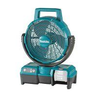 Професионален акумулаторен вентилатор Makita CF001GZ, XGT, 40 V, 8.2 м³/мин, без батерия и зарядно