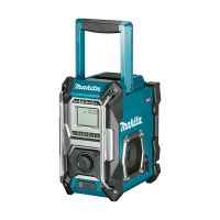 Професионално акумулаторно радио Makita MR001G, XGT, 12-40 V, без батерия и зарядно