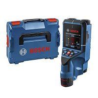 Акумулаторен скенер за стени Bosch D-tect200C Professional Solo ProMix, 12 V, 200 мм, без батерия и зарядно