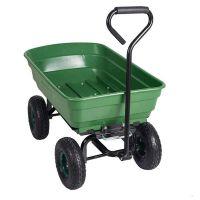 Градинска количка PSDS, 75 л, PVC