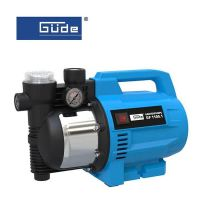"Монофазна хидрофорна помпа за вода GÜDE GP1100.1, 1"", 1100 W, 4600 л/ч, 46м"