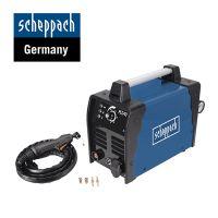 Инверторна плазма Scheppach PLC40, 230 V, 15 - 40 A