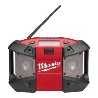 Акумулаторно радио Milwaukee C12JSR-0, 220-240 V, без батерия и зарядно