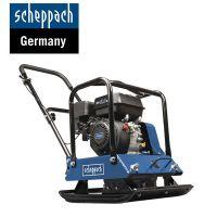 Моторна виброплоча Scheppach HP2200S, 6.5 к.с., 25 kN, 25 м./мин.