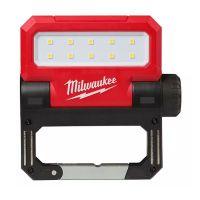 Акумулаторен фенер Milwaukee L4FFL-201, 4 V, 2.5 Ah, 550 lm, с батерия и USB кабел