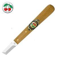 Нож за дърворезба с три режещи ръба Kirschen 3361000, 145 мм