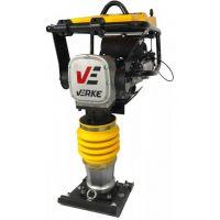МОСТРА Трамбовка тип пачи крак Verke V10126 RM-80LHC, 6.5 к.с., 10000 N, 80 кг