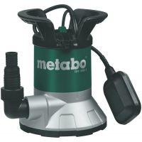 Потопяема помпа за чиста вода Metabo TPF 7000 S / 450 W , воден стълб 6 м /