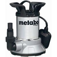 Потопяема помпа за чиста вода Metabo TPF 6600 SN / 450W , воден стълб 6 м /