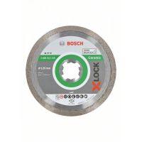 Диамантен диск за рязане Bosch X-LOCK Standard for Ceramic, 125х22.23х7 мм