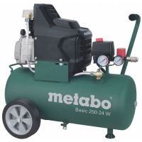 Компресор Metabo Basic 250- 24W /1500W, 8 bar/