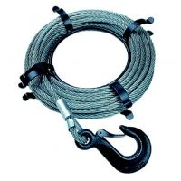 Въже за лебедка Brano, 3.2 т, 20 м, 16 мм