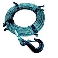 Въже за лебедка Brano, 1.6 т, 20 м, 11 мм