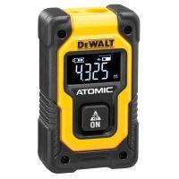 Лазерна ролетка DeWALT DW055PL Atomic, 15 м, с батерия 3.7 V