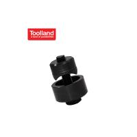 Щанца за отвори в ламарина Toolland TL73046, 32 мм