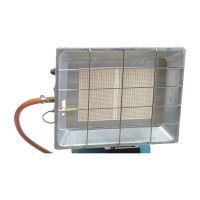 Лъчащ газов отоплител VAL import ORGAZ SB-620, 2855 W, 0.200 кг/ч