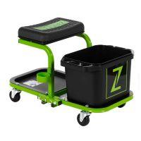 Автомонтьорски стол с органайзер за инструменти и кофа ZIPPER ZI-MHKW5, 150 кг, 730x420x466 мм