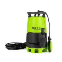 Потопяема дренажна помпа за мръсна и чиста вода ZIPPER ZI-MUP350, 350 W, 7 м