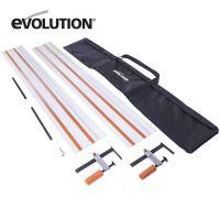Комплект водещи линеали EVOLUTION 004-0010, 2x1400 мм