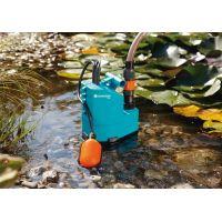 Потопяема помпа за мръсна вода Gardena 7500 1795-20 / 340W , воден стълб 6 м /