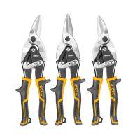 Комплект ножици за ламарина INGCO HTSNK0110, 250 мм, 3 броя