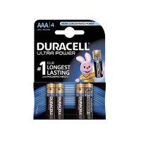 Батерии Duracell ULTRA POWER, 1.5 V, AAA, 4 бр.