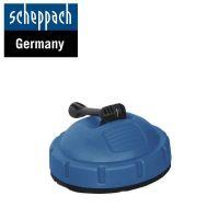 Четка за водоструйка Scheppach SCH 5907702701, 360х430 мм