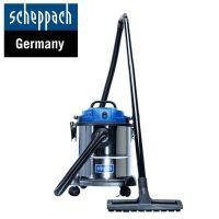 Прахосмукачка за сухо и мокро почистване Scheppach NTS20, 1200 W, 20 л